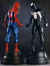 BOWEN DESIGNS SPIDER-MAN SYMBIOT SET CLASSIC STATUE MARVEL Sideshow MINT!!!