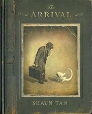 The Arrival New Hardcover Book Shaun Tan