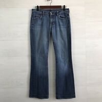 CoH Citizens of Humanity SZ 28 Kelly Low Waist Bootcut Faded Wash Denim Jeans