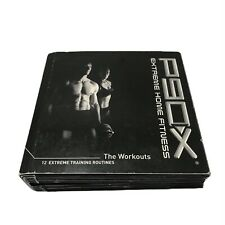 P90X Extreme Home Fitness Dvd Replacement with Original Case