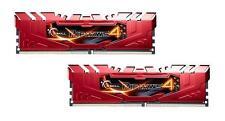 16GB G.Skill Ripjaws 4 DDR4 2800MHz PC4-22400 CL16 Dual Channel kit (2x8GB) Red