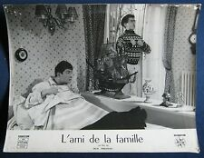 belg./french lobby card  L´ami de la famille  Jean-Claude Brialy , Darry Cowl
