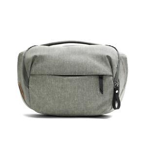 Peak Design Everyday Sling 5L Sage. Premium Camera Bag Case. DSLR Mirrorless