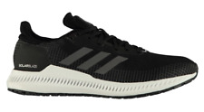 Adidas solarblaze Hombre Para Correr Entrenadores Negro Talla UK 7 nos 7.5 * refcrs 68