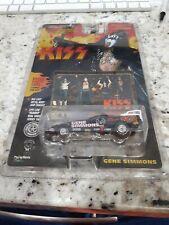 Johnny Lightning KISS Peter Criss #41 Die-Cast Metal Car
