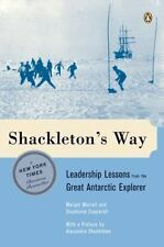 NEW - Shackleton's Way: Leadership Lessons from the Great Antarctic Explorer