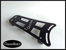 Vespa Primavera/Sprint,floor board Rack luggage carrier SATIN BLACK ClassicRacks