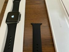 Apple Watch Series 0 (First Generation) 42mm Space Gray Aluminum Black