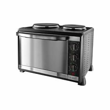 Russell Hobbs 22780 Electric 1600w Mini Kitchen Multi-cooker With 2 Hob in Black