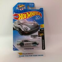 Custom Datsun 240Z * ZAMAC * 2018 Hot Wheels * WF15