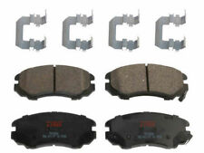 For 2010-2013 Kia Soul Brake Pad Set Front TRW 44235VC 2011 2012 Ceramic Premium