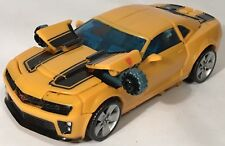 Transformer Movie ROTF Cannon Bumblebee Figure Complete Deluxe Class Original
