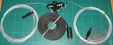 G5rv Tamaño Medio 51 Pies superior Poly Tejido Cable de antena / Antena
