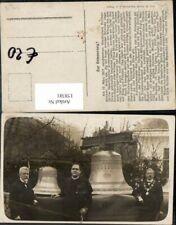 158381,Waidhofen a.d. Thaya Glockenweihe m. Priester Franz Neuwirth Glocken 1922