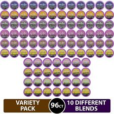 Single-serve Cups for Keurig K-cup Brewers - 96 Pieces