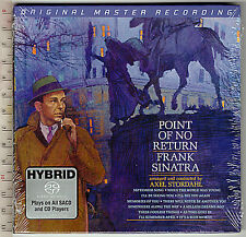 Frank Sinatra , Point Of No Return (Numbered Limited Edition SACD Stereo)