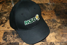 ☆WASTE MANAGEMENT MSD WM ADJUSTABLE BLACK HAT