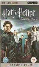 HARRY POTTER AND THE GOBLET OF FIRE - Daniel Radcliffe (UMD for PSP 2008)