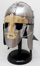 Medieval Knight Viking Armour Helmet Roman Centurion Historical Helmet Armor