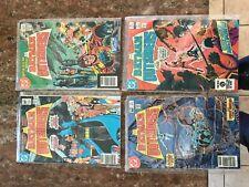 BATMAN AND THE OUTSIDERS 1 2 3 4 5 6 7 8 9 10 THRU 32 NM SUPER HIGH GRADES JLA
