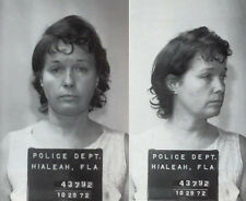 "Bettie Page Mug Shot 14 x 11"" Photo Print"