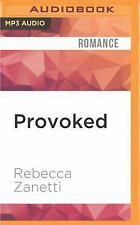 Dark Protectors: Provoked by Rebecca Zanetti (2016, MP3 CD, Unabridged)