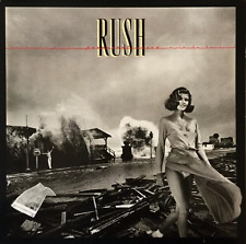 RUSH - Permanent Waves (LP) (EX/VG+)