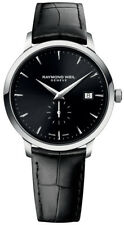 Raymond Weil Toccata 39 Small Second Black Dial 5484STC20001