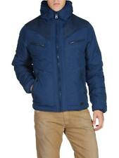 DIESEL WELGER NAVY JACKET SIZE XS 100% AUTHENTIC