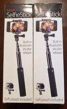 Sunpak SelfieStick Bluetooth 1 pack new in box