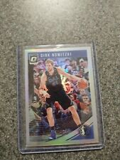 DIRK NOWITZKI 2018-19 OPTIC HOLO REFRACTOR