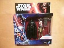 Star Wars Rebels Darth Vader & Ahsoka Tano 2 Figure Pack