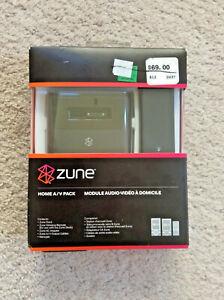 Zune Home A/V Pack, Module Audio - Video A Domicile