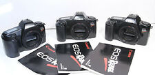 CANON EOS REBEL body +manual for X Xs 2000 G II etc