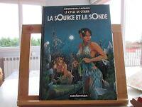 CYCLE DE CYANN EO1993 TTBE LA SOURCE ET LA SONDE BOURGEON LACROIX