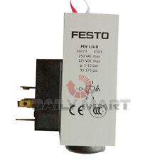 FESTO NEW PEV-1/4-B 10773 PLC (AB8) Pressure Switch 24VDC Switches
