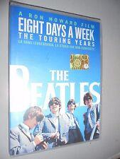 DVD EIGHT DAYS A WEEK THE TOURING YEARS THE BEATLES MONDADORI