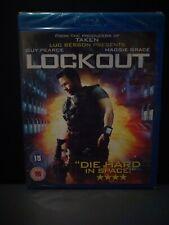 Lockout Blu-Ray - Brand New & Sealed
