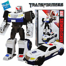 HASBRO TRANSFORMERS GENERATIONS PROWL ROBOT POLICE CAR ACTION FIGURES KIDS TOY