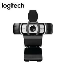 Logitech Webcam C930e Hd 1080p видео 90-градусный поле зрения конфиденциальности затвор