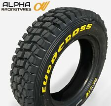 ALPHA Racing Tyres 175/70-14 EUROCROSS *SOFT* Autocross Rally Off-Road Tire