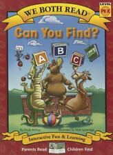 Can You Find? (We Both Read - Level Pk-K): An ABC Book (Paperback or Softback)