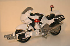Power Rangers Space Patrol Delta Cycles SPD motorbike white 2004 bandai mighty
