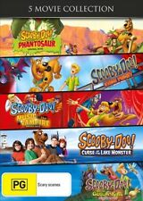 Scooby Doo : Pack 1 - 5 Movie Collection : NEW DVD