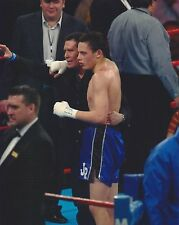 JULIO CESAR CHAVEZ SR & JR 8X10 PHOTO BOXING PICTURE