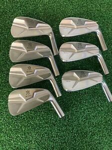 miura MC-501 forged irons heads only