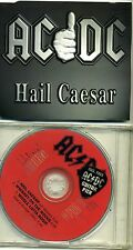 AC/DC - HAIL CAESAR - 1995 CD Single with Guitar Pick STICKER!