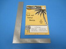 1968 World Coins Catalog Vol.5 Featuring South & Central America S2324