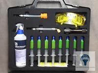 UV Universales Lecksuch Kit um Leckagen Klimaanlagen R134A R410A R1234yf