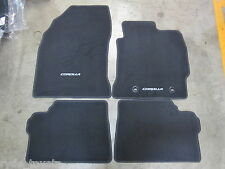 COROLLA HATCH CARPET FLOOR MATS ZRE182 08/2012 to 05/2018